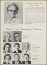 1966 Fairfield High School Yearbook Page 14 & 15