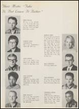 1966 Fairfield High School Yearbook Page 22 & 23