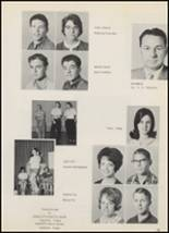 1966 Fairfield High School Yearbook Page 28 & 29