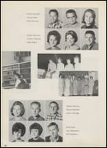 1966 Fairfield High School Yearbook Page 42 & 43