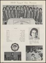 1966 Fairfield High School Yearbook Page 54 & 55
