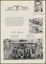 1966 Fairfield High School Yearbook Page 56 & 57