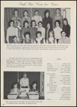 1966 Fairfield High School Yearbook Page 58 & 59