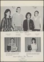 1966 Fairfield High School Yearbook Page 62 & 63
