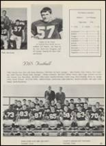 1966 Fairfield High School Yearbook Page 68 & 69
