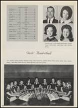 1966 Fairfield High School Yearbook Page 76 & 77