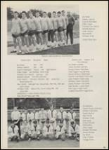 1966 Fairfield High School Yearbook Page 78 & 79