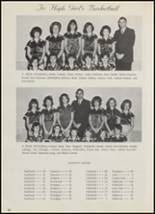 1966 Fairfield High School Yearbook Page 82 & 83
