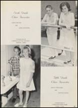 1966 Fairfield High School Yearbook Page 86 & 87