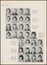 1966 Fairfield High School Yearbook Page 92 & 93