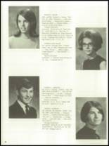1970 Pine Grove High School Yearbook Page 40 & 41