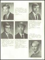 1970 Pine Grove High School Yearbook Page 44 & 45