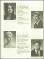 1970 Pine Grove High School Yearbook Page 50 & 51