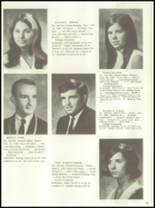 1970 Pine Grove High School Yearbook Page 54 & 55