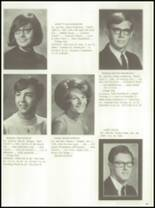 1970 Pine Grove High School Yearbook Page 64 & 65