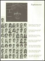 1970 Pine Grove High School Yearbook Page 96 & 97