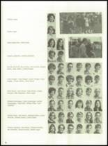 1970 Pine Grove High School Yearbook Page 100 & 101