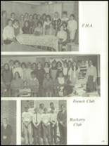 1970 Pine Grove High School Yearbook Page 120 & 121