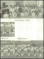 1970 Pine Grove High School Yearbook Page 124 & 125
