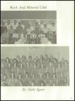1970 Pine Grove High School Yearbook Page 126 & 127