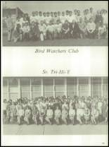 1970 Pine Grove High School Yearbook Page 128 & 129