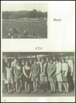 1970 Pine Grove High School Yearbook Page 132 & 133