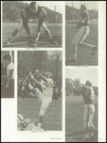 1970 Pine Grove High School Yearbook Page 136 & 137