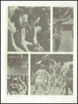 1970 Pine Grove High School Yearbook Page 144 & 145