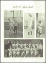 1970 Pine Grove High School Yearbook Page 152 & 153
