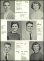 1956 Dale High School Yearbook Page 14 & 15
