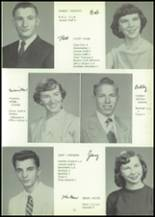 1956 Dale High School Yearbook Page 16 & 17