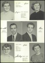 1956 Dale High School Yearbook Page 20 & 21