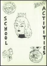 1956 Dale High School Yearbook Page 24 & 25