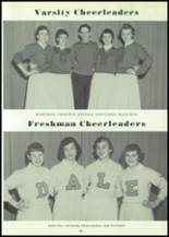 1956 Dale High School Yearbook Page 30 & 31