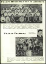1956 Dale High School Yearbook Page 32 & 33