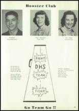 1956 Dale High School Yearbook Page 36 & 37