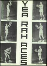 1956 Dale High School Yearbook Page 42 & 43