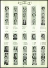 1956 Dale High School Yearbook Page 50 & 51