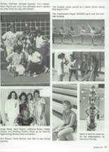 1987 Clyde High School Yearbook Page 14 & 15