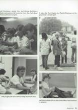 1987 Clyde High School Yearbook Page 18 & 19