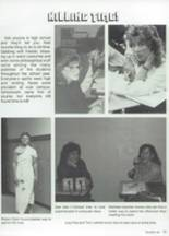 1987 Clyde High School Yearbook Page 20 & 21