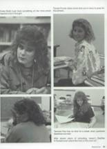 1987 Clyde High School Yearbook Page 22 & 23
