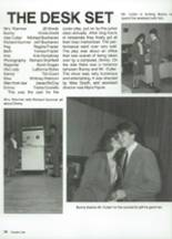 1987 Clyde High School Yearbook Page 28 & 29