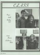 1987 Clyde High School Yearbook Page 30 & 31