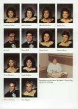 1987 Clyde High School Yearbook Page 38 & 39