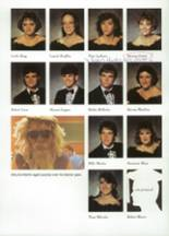 1987 Clyde High School Yearbook Page 40 & 41