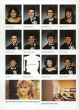 1987 Clyde High School Yearbook Page 42 & 43