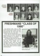1987 Clyde High School Yearbook Page 60 & 61