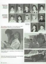 1987 Clyde High School Yearbook Page 64 & 65