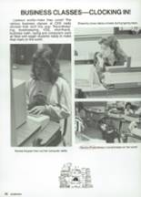 1987 Clyde High School Yearbook Page 68 & 69